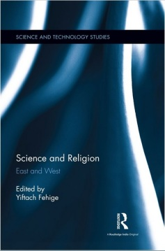 Science and religion cover