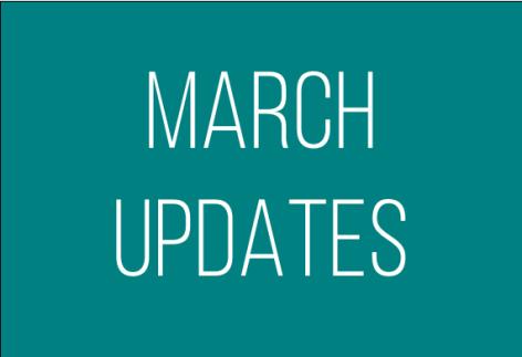 march-updates