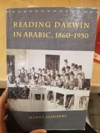"""Book """"Reading Darwin in Arabic, 1860-1950"""" by Marwa Elshakry"""