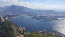 Harbour in Rio.